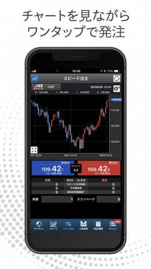iPhone、iPadアプリ「HYPER FXアプリ-FX・為替 SBI証券の取引アプリ」のスクリーンショット 1枚目