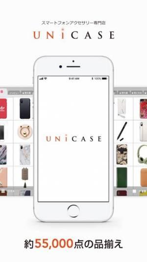 iPhone、iPadアプリ「UNiCASE for iPhoneケース アクセサリー通販」のスクリーンショット 1枚目