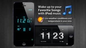 iPhone、iPadアプリ「Alarm Clock Bud」のスクリーンショット 1枚目