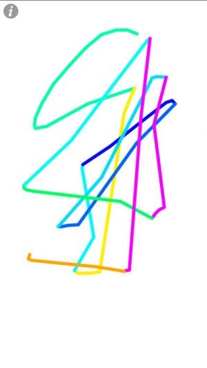 iPhone、iPadアプリ「描いて生まれる!しゃべるお絵かき 【幼児・こども向け無料知育アプリ】」のスクリーンショット 5枚目