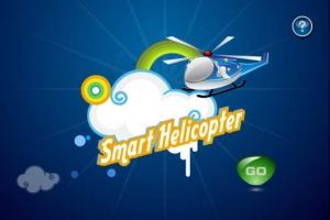 iPhone、iPadアプリ「Smart Helicopter」のスクリーンショット 1枚目