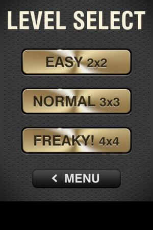 iPhone、iPadアプリ「フリック フリークス」のスクリーンショット 2枚目
