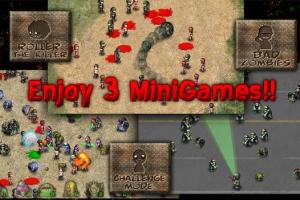 iPhone、iPadアプリ「Angry Zombies 2 HD」のスクリーンショット 3枚目