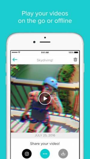 iPhone、iPadアプリ「Slideshow Creator」のスクリーンショット 4枚目