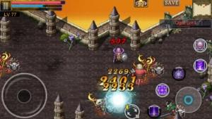 iPhone、iPadアプリ「オーラムブレード (Aurum Blade)」のスクリーンショット 2枚目