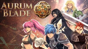 iPhone、iPadアプリ「オーラムブレード (Aurum Blade)」のスクリーンショット 1枚目