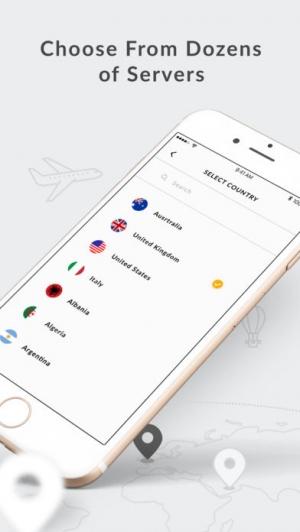 iPhone、iPadアプリ「VPN in Touch」のスクリーンショット 2枚目