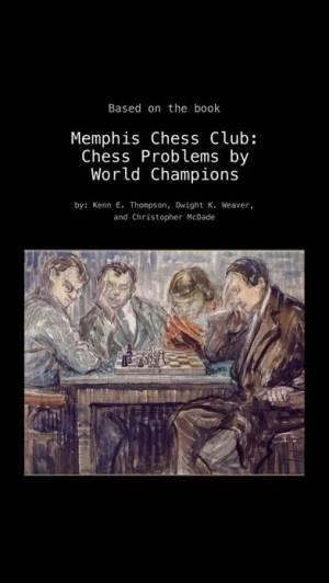 iPhone、iPadアプリ「Chess Puzzles: World Champions」のスクリーンショット 5枚目