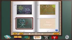 iPhone、iPadアプリ「リアル黒板 for iPhone」のスクリーンショット 4枚目