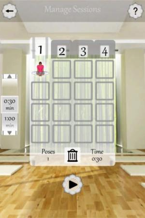 iPhone、iPadアプリ「ヨガ・フィットネスは (Yoga Fitness 3D)」のスクリーンショット 3枚目