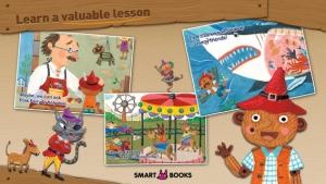 iPhone、iPadアプリ「ピノキオ [英語名作童話]」のスクリーンショット 3枚目