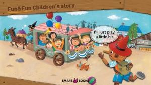 iPhone、iPadアプリ「ピノキオ [英語名作童話]」のスクリーンショット 2枚目