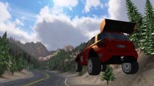 iPhone、iPadアプリ「Devil's Peak Rally」のスクリーンショット 1枚目