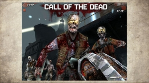 iPhone、iPadアプリ「Call of Duty: Black Ops Zombies」のスクリーンショット 1枚目