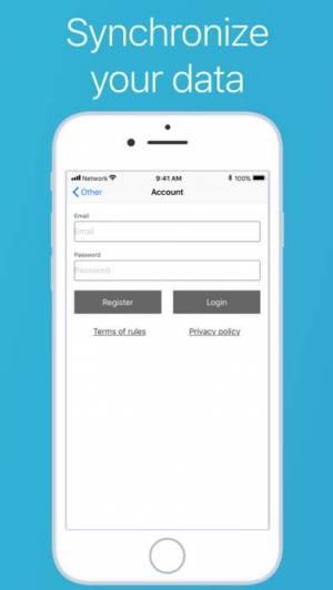 iPhone、iPadアプリ「WebCollector」のスクリーンショット 4枚目