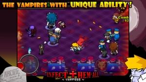 iPhone、iPadアプリ「Infect Them All : Vampires」のスクリーンショット 3枚目