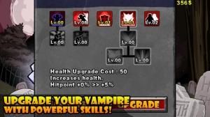 iPhone、iPadアプリ「Infect Them All : Vampires」のスクリーンショット 4枚目