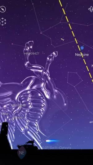 iPhone、iPadアプリ「Night Sky」のスクリーンショット 4枚目