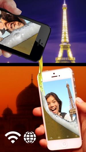 iPhone、iPadアプリ「今すぐビール!iBeer」のスクリーンショット 4枚目