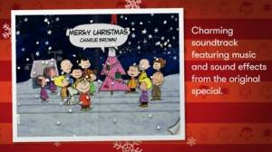 iPhone、iPadアプリ「A Charlie Brown Christmas」のスクリーンショット 2枚目