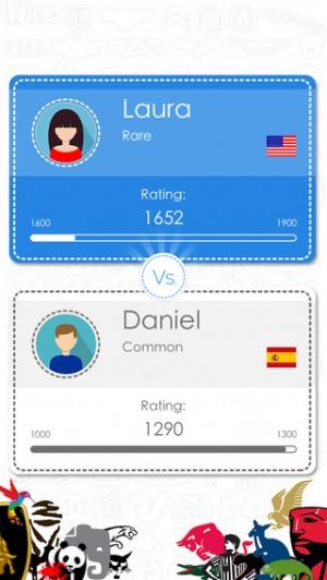 iPhone、iPadアプリ「Logos Quiz - Guess the logos!」のスクリーンショット 2枚目