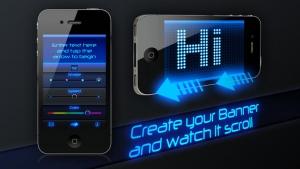 iPhone、iPadアプリ「BannerFlo」のスクリーンショット 1枚目
