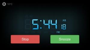 iPhone、iPadアプリ「ぶるぶる アラーム Pro (振動&音楽 アラーム, 置時計!)」のスクリーンショット 3枚目