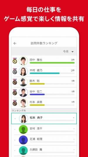 iPhone、iPadアプリ「cyzen - 働くを、もっと楽しくする App」のスクリーンショット 5枚目