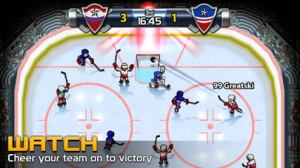 iPhone、iPadアプリ「Big Win Hockey」のスクリーンショット 4枚目