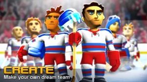 iPhone、iPadアプリ「Big Win Hockey」のスクリーンショット 1枚目
