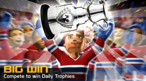 iPhone、iPadアプリ「Big Win Hockey」のスクリーンショット 3枚目