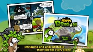 iPhone、iPadアプリ「Haypi Dragon」のスクリーンショット 1枚目
