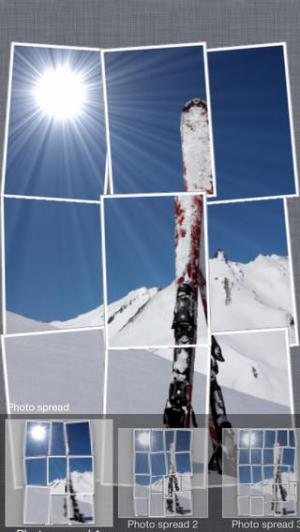 iPhone、iPadアプリ「XnView Photo Fx Editor」のスクリーンショット 4枚目