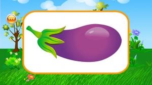iPhone、iPadアプリ「子供がままごと遊びをしながら野菜を学ぶ」のスクリーンショット 1枚目
