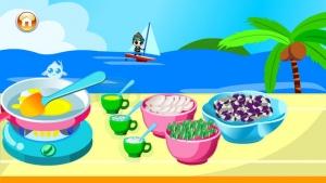 iPhone、iPadアプリ「子供がままごと遊びをしながら野菜を学ぶ」のスクリーンショット 3枚目