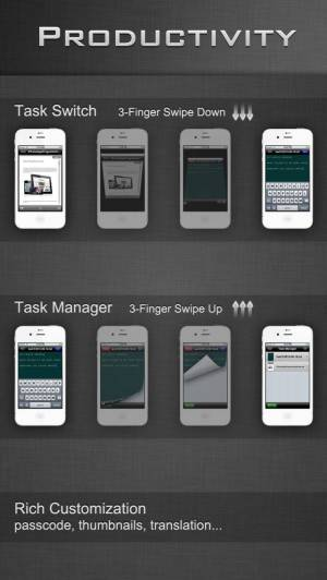 iPhone、iPadアプリ「File Manager - Folder Plus」のスクリーンショット 5枚目