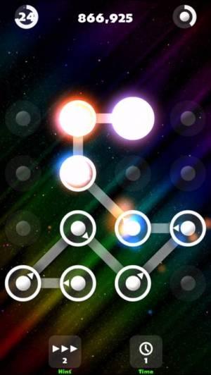 iPhone、iPadアプリ「Dot Line」のスクリーンショット 5枚目