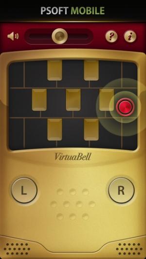 iPhone、iPadアプリ「VirtuaBell」のスクリーンショット 3枚目