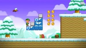 iPhone、iPadアプリ「Lep's World - 楽しいジャンプゲーム」のスクリーンショット 3枚目