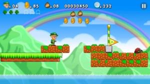 iPhone、iPadアプリ「Lep's World - 楽しいジャンプゲーム」のスクリーンショット 5枚目