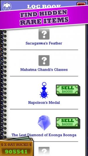 iPhone、iPadアプリ「Airport Scanner」のスクリーンショット 3枚目