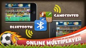 iPhone、iPadアプリ「Head Soccer」のスクリーンショット 5枚目