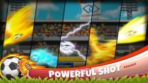 iPhone、iPadアプリ「Head Soccer」のスクリーンショット 4枚目
