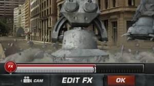 iPhone、iPadアプリ「Action Movie FX」のスクリーンショット 5枚目