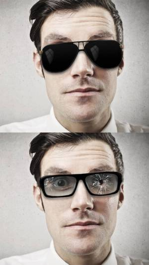 iPhone、iPadアプリ「iGLASSES - 100を超えるメガネ」のスクリーンショット 1枚目