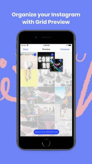 iPhone、iPadアプリ「Buffer: Social Media Manager」のスクリーンショット 4枚目