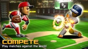 iPhone、iPadアプリ「Big Win Baseball (野球)」のスクリーンショット 5枚目