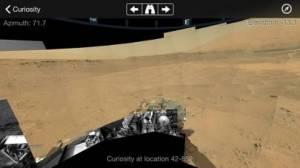 iPhone、iPadアプリ「Mars Images」のスクリーンショット 1枚目