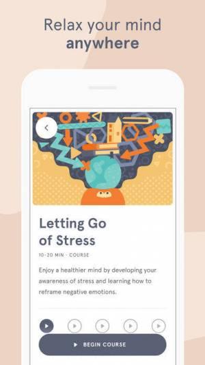 iPhone、iPadアプリ「Headspace: Guided Meditation」のスクリーンショット 5枚目