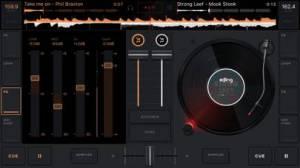 iPhone、iPadアプリ「edjing Mix」のスクリーンショット 2枚目